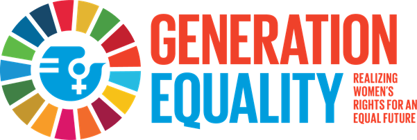 Generation Equality Banner