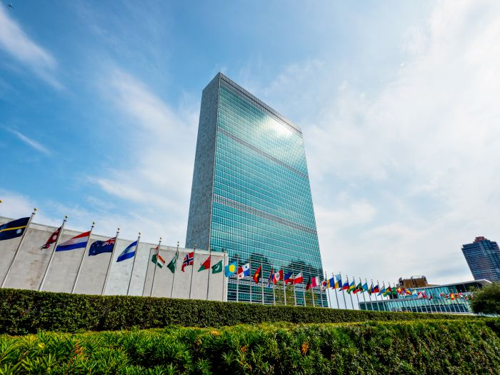 United Nations Centre, New York
