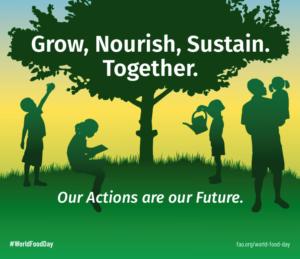 World Food Day FAO Brochure