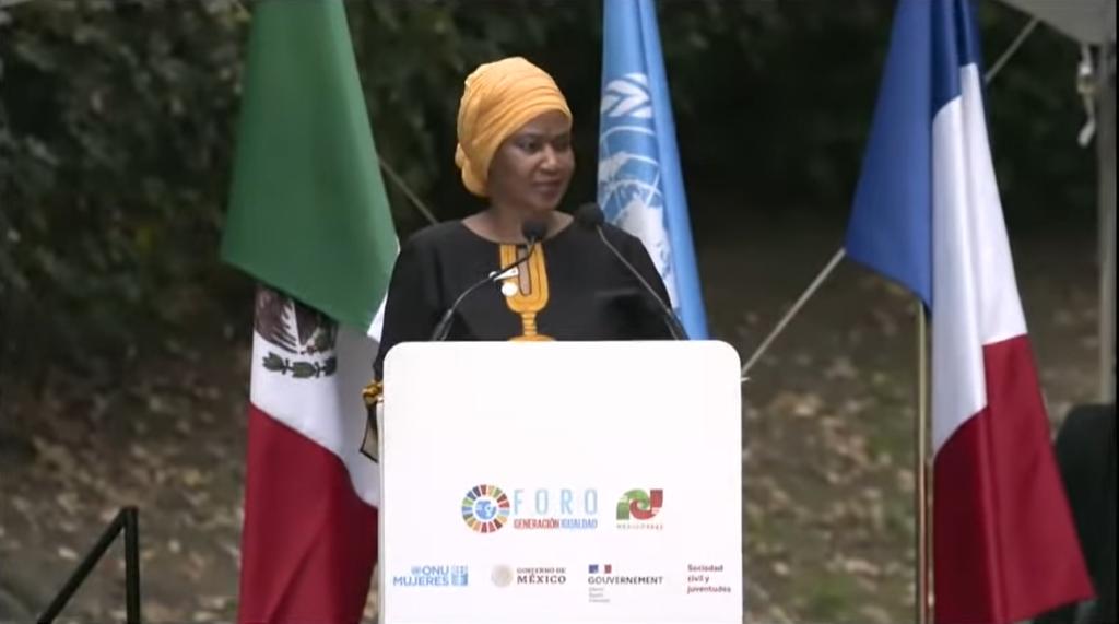 Executive Director UN Women, Phumzile Mlambo-Ngcuka